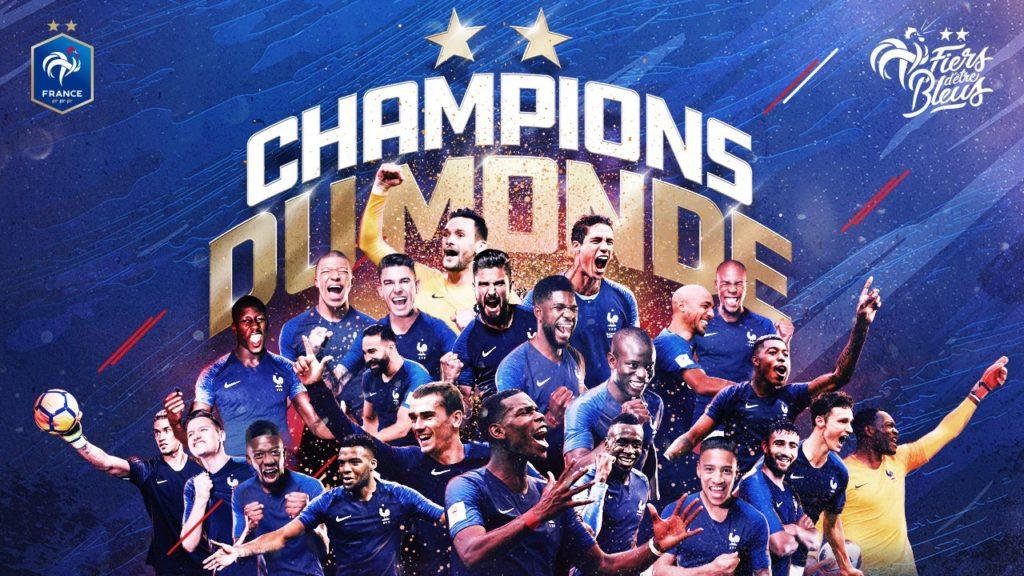 Equipe France Champions Du Monde 2018 1024x576