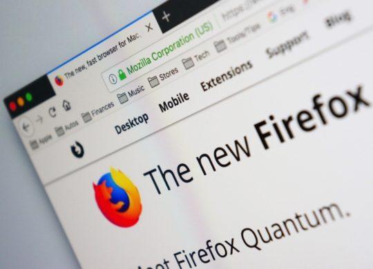 Firefox Quantum Design