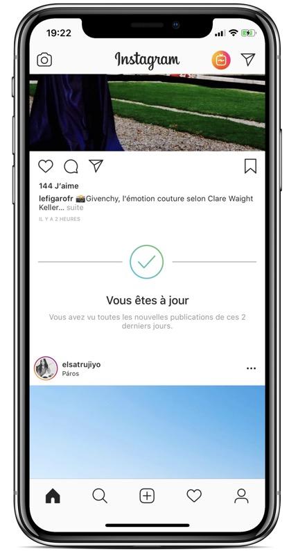 Instagram Vous Etes A Jour