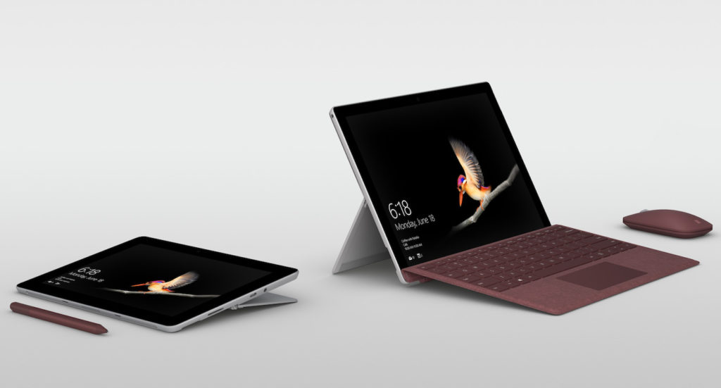 Microsoft Surface Go 1024x551