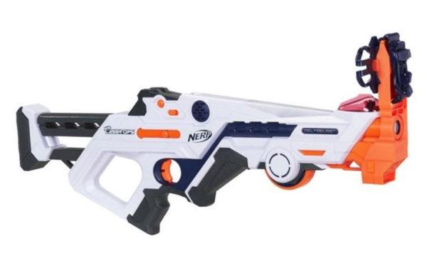 Nerf Laser 600x380