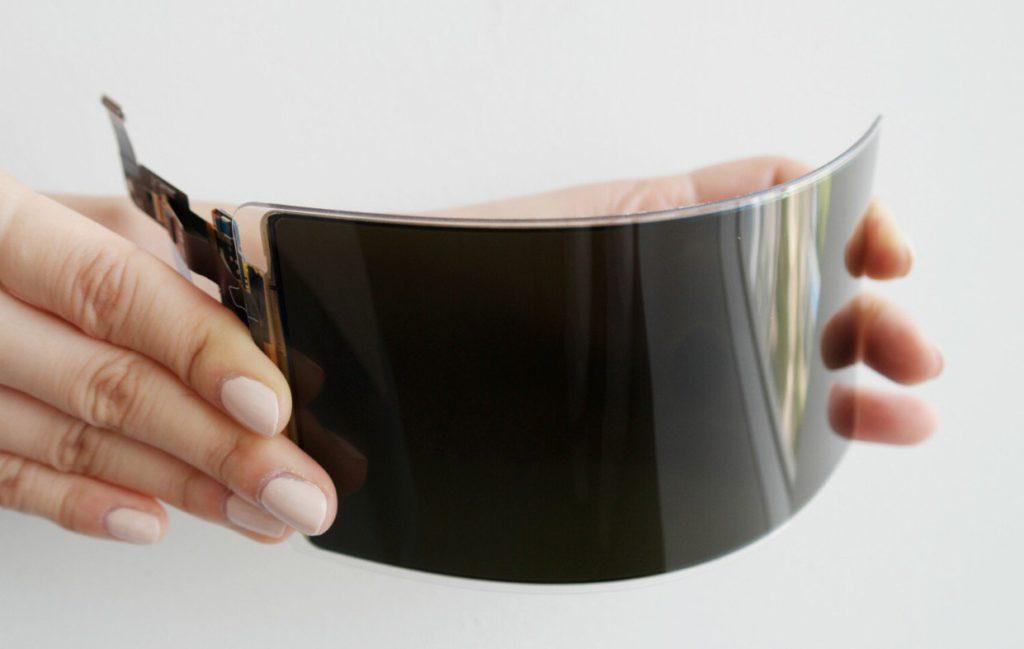 Samsung Ecran OLED Incassable 1024x649
