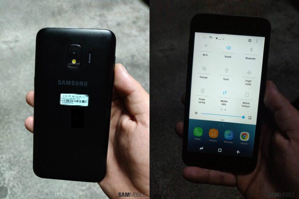 Samsung SM J260 Android Go 2 1024x682
