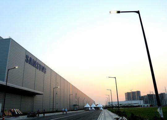 Samsung Usine Noida