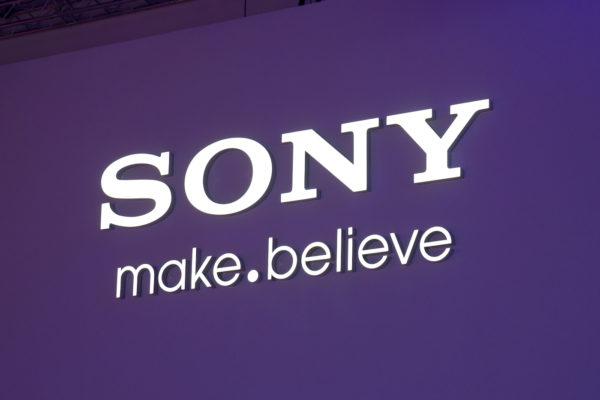 Sony Logo 600x400
