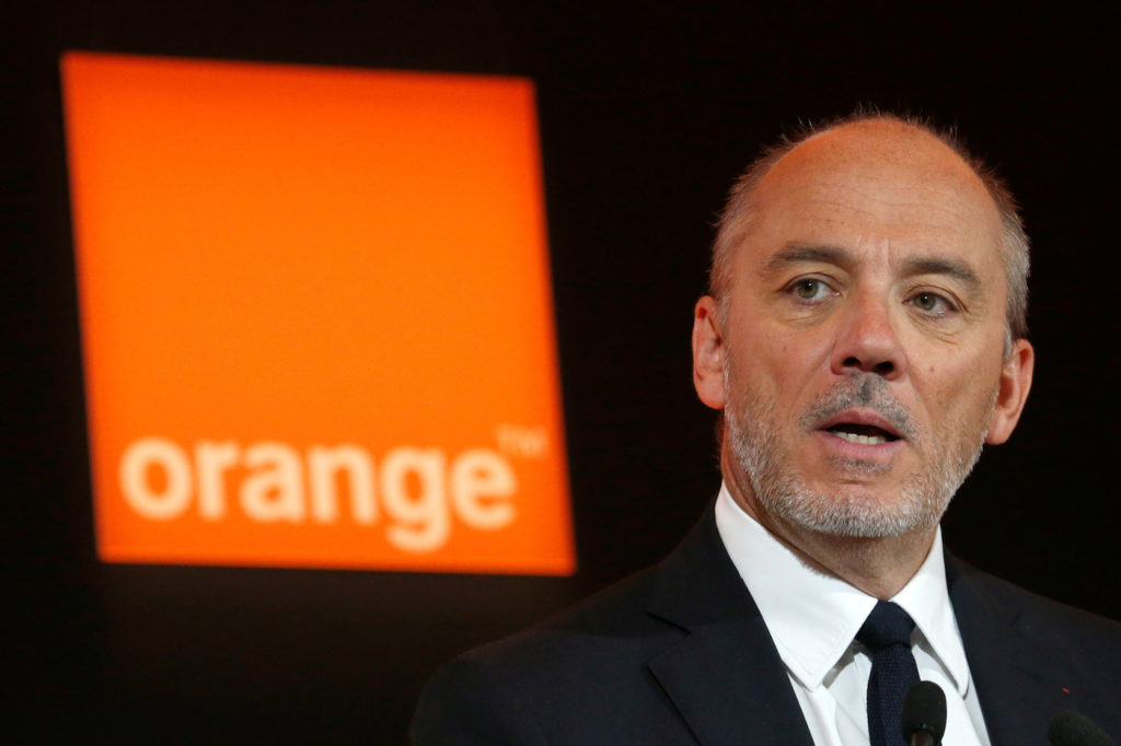 """5G : Orange critique les """"taux de couverture trompeurs"""" de Free"""