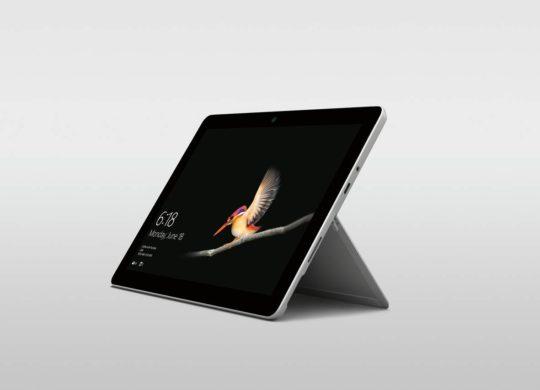 Surface Go Avant