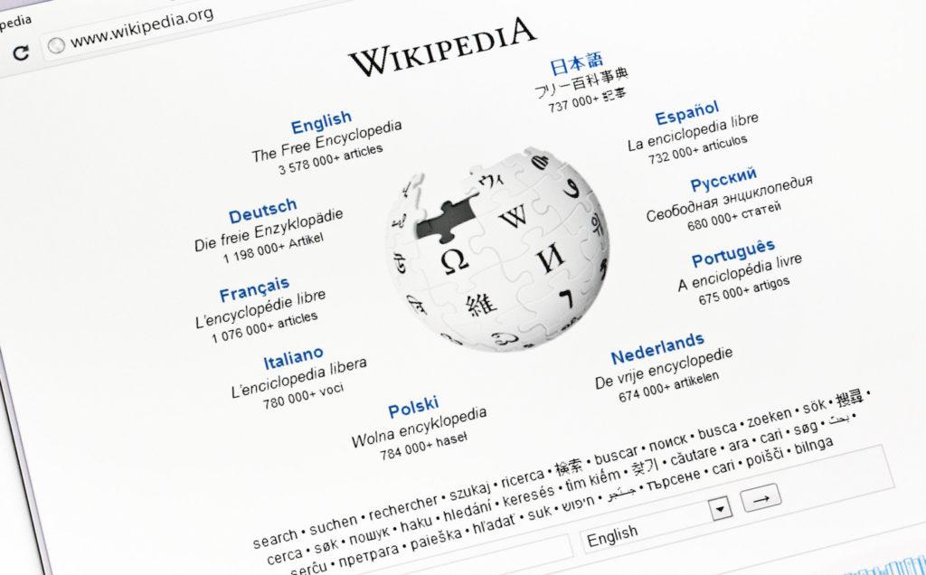 Wikipedia Logo 1024x636