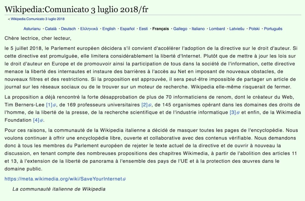 Service de rencontres en ligne wikipedia