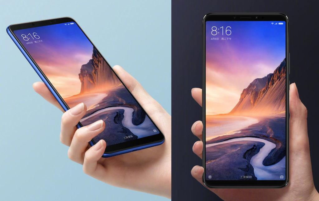 Xiaomi Mi Max 3 1024x644