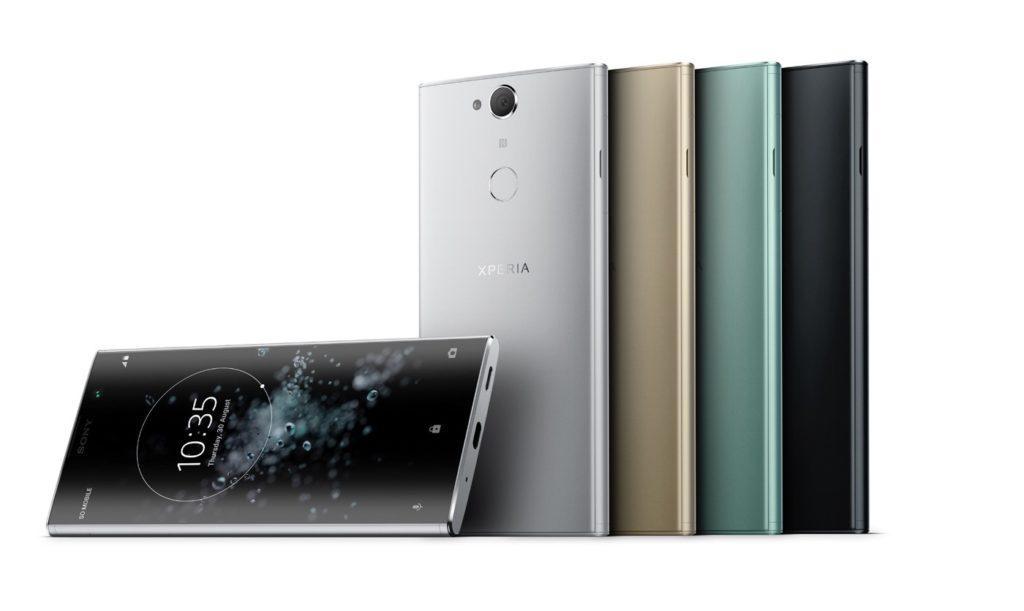Xperia XA2 Plus Coloros 1024x611