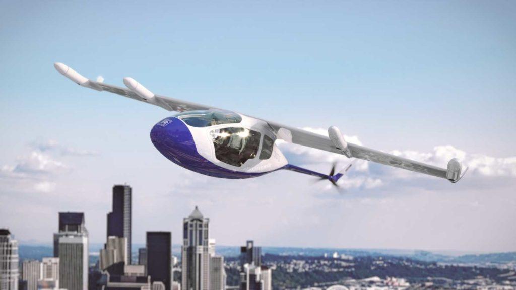 Les premiers taxis volants sont attendus dès 2024 en Europe