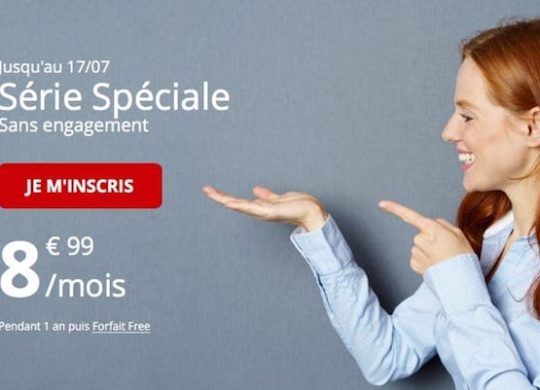 serie speciale free mobile forfait