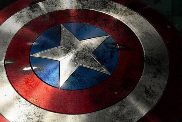 Bouclier Captain America 600x404