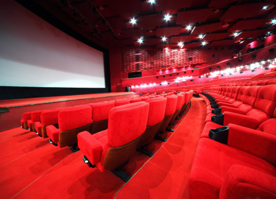 Cinema Interieur