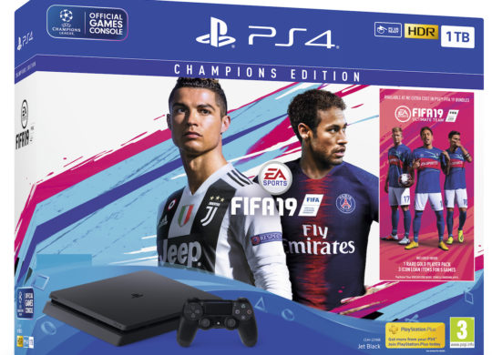 FIFA 19 Pack Edition Champions PS4 Pro