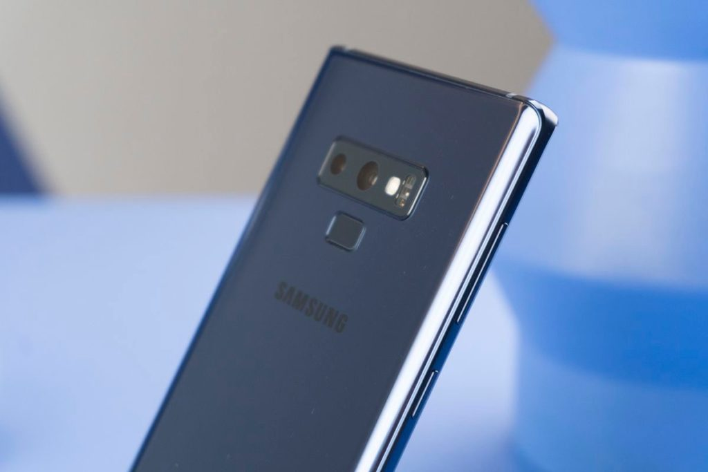 Galaxy Note 9 Arriere Double Capteurs Photo Officiel 1024x683