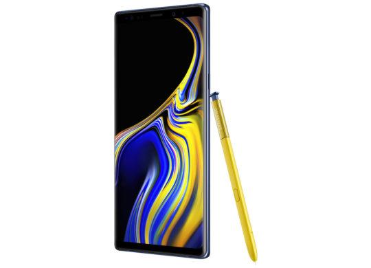 Galaxy Note 9 Officiel Avant