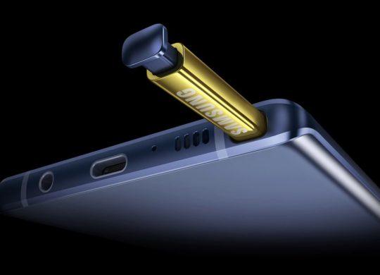 Galaxy Note 9 Officiel S Pen