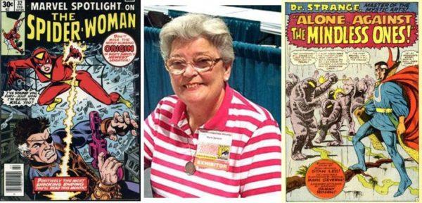 Marie Severin Comics 1 600x288