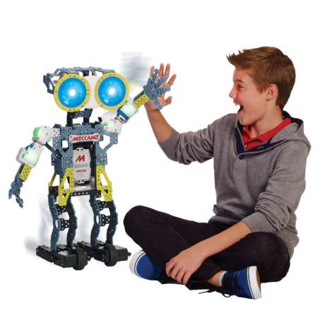 Meccano Meccanoid G15 Personal Robot Building Set 450x450