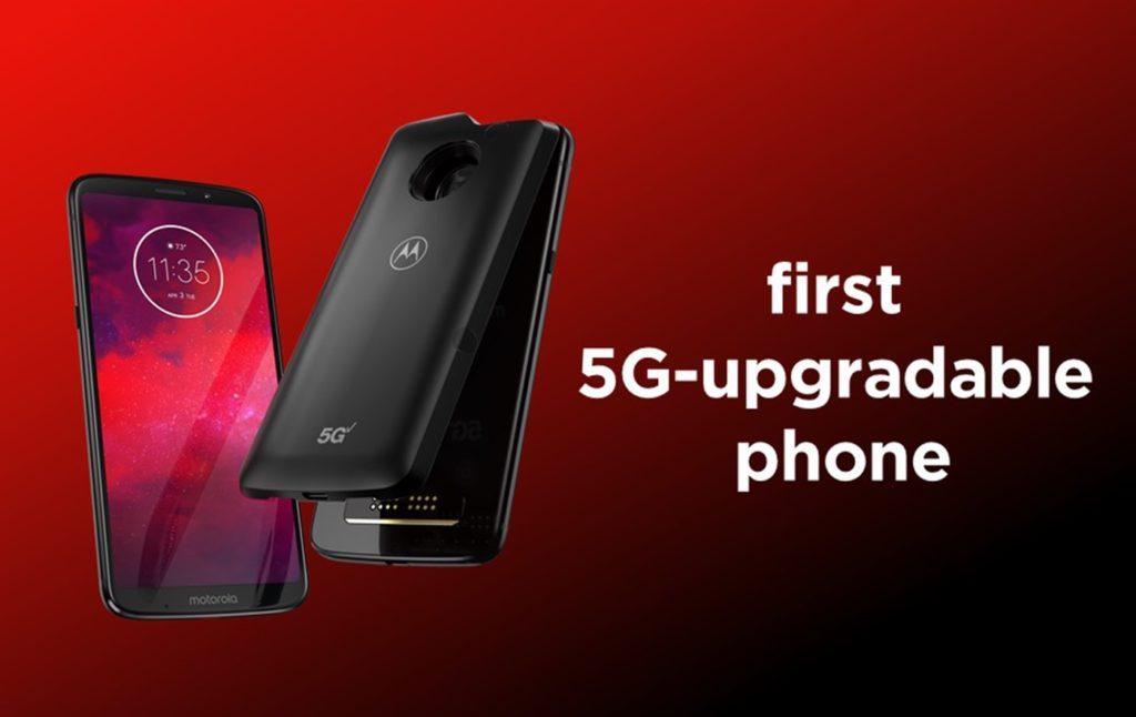 Motorola Moto Z3 5G 1024x646