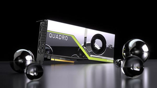 Nvidia Turing GPU 600x337