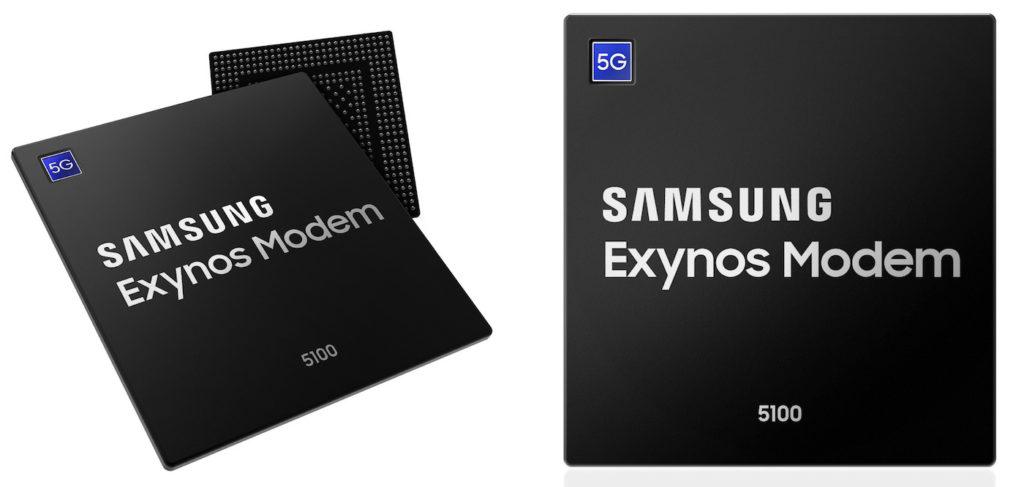 Samsung Modem 5G Exynos 5100 1024x487