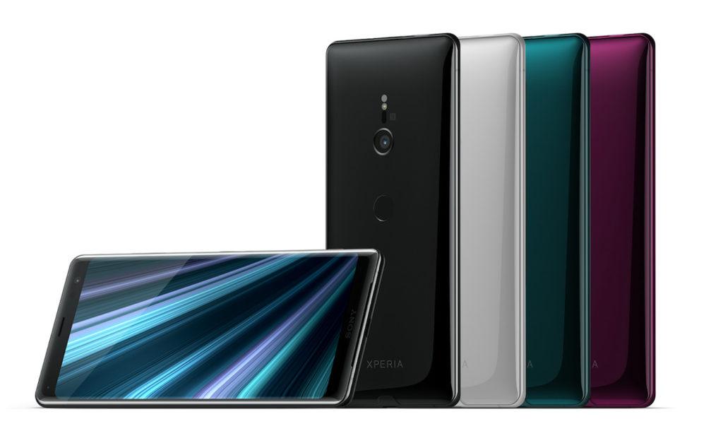 Sony Xperia XZ3 1024x634