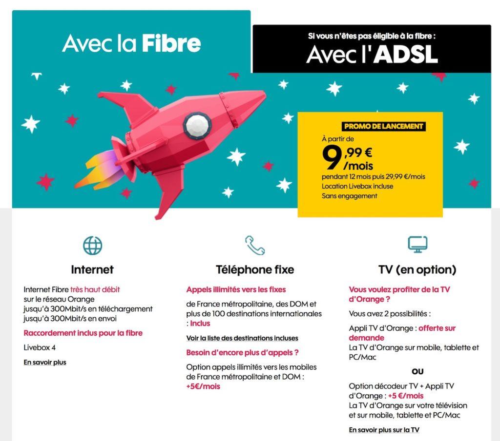 Sosh Nouvelle Offre Fixe Sans Mobile 1024x905