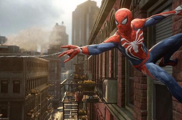 Spiderman PS4 1 600x395