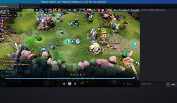 Steam Tv 600x350