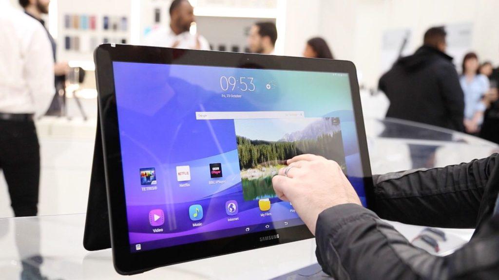 Tablette Samsung Galaxy View 2015 1024x576