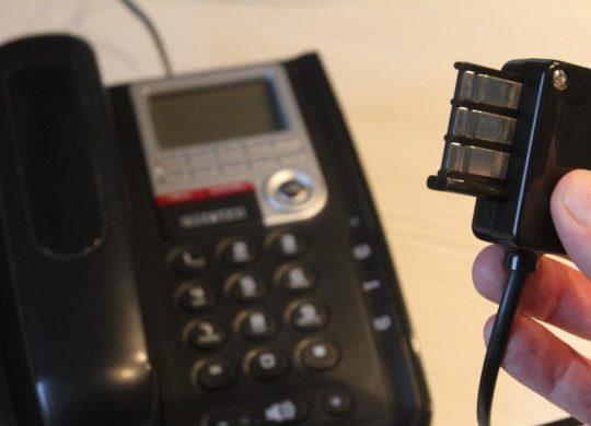 Telephone Fixe Prise T