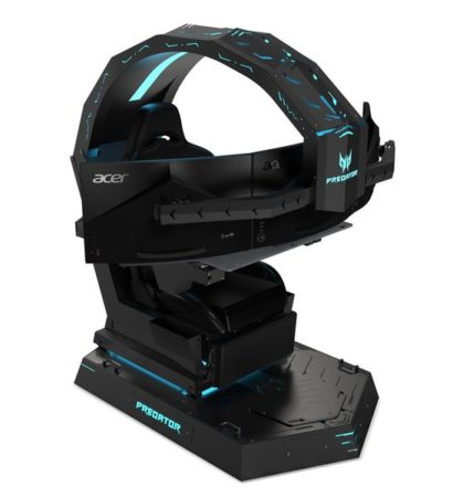 Thronos Gaming Chair Acer 410x450