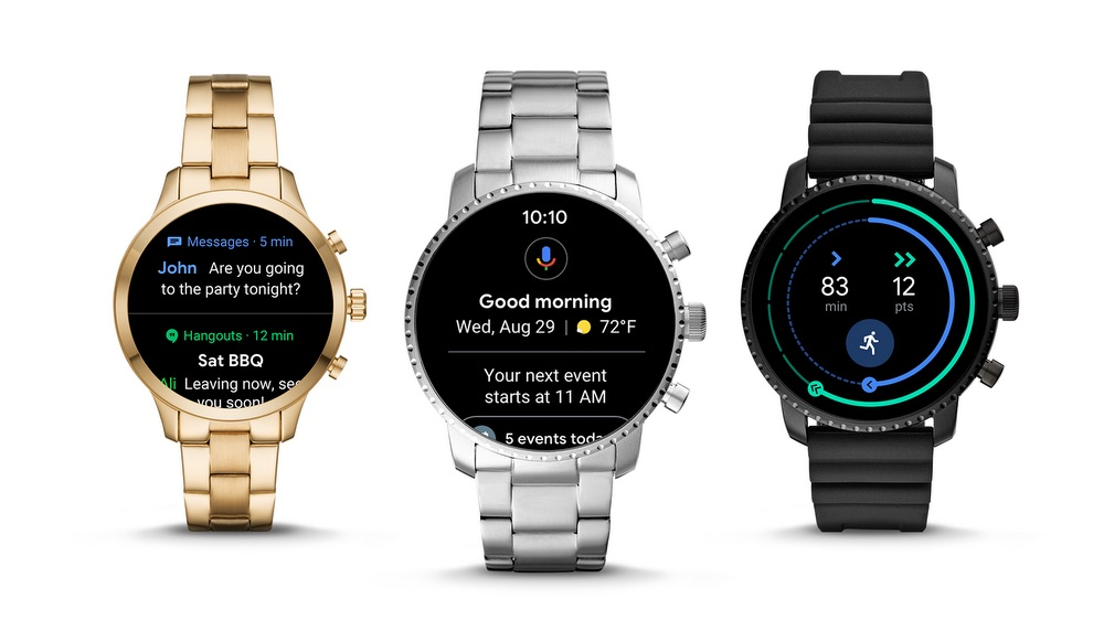 Wear OS Nouvelle Interface