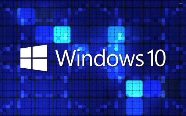 Windows 10 Logo 600x375