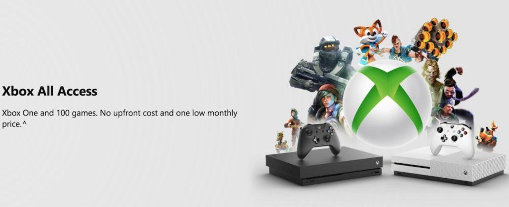 Xbox All Access 1024x416