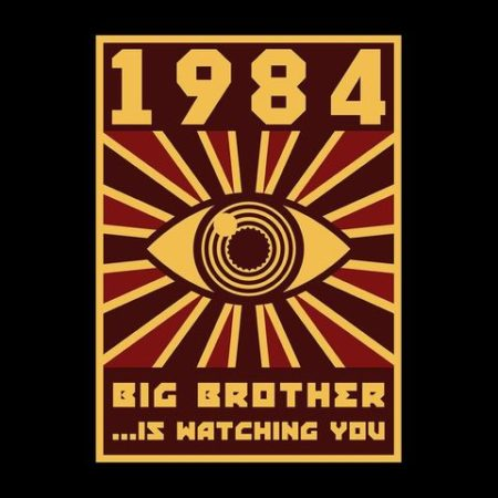 Big Brother 1984 450x450