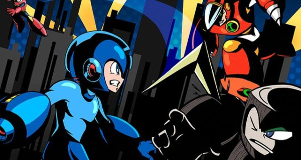 Mega Man Arena Resultat 600x320