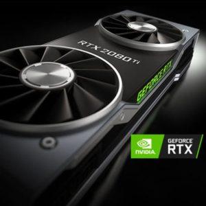 Image article Nvidia : le futur GPU RTX 3080 pourrait disposer de 20 Go de VRAM GDDR6