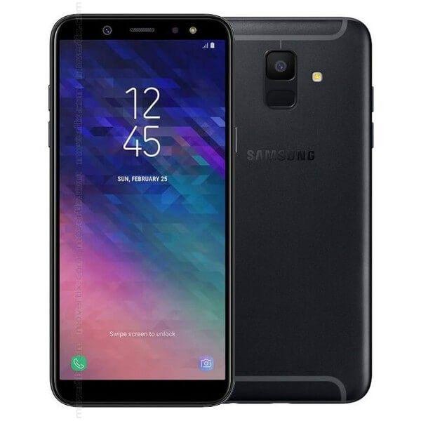 Samsung Galaxy A6 2018 En Negro De 32gb Y 3gb