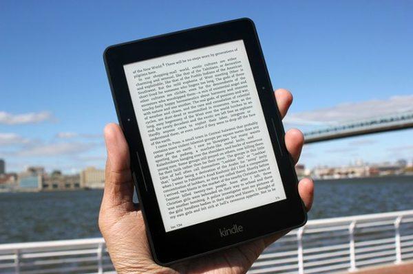 Voyage Kindle 600x399