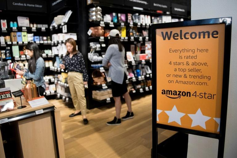 Amazon Boutique Physique 4 Star New York