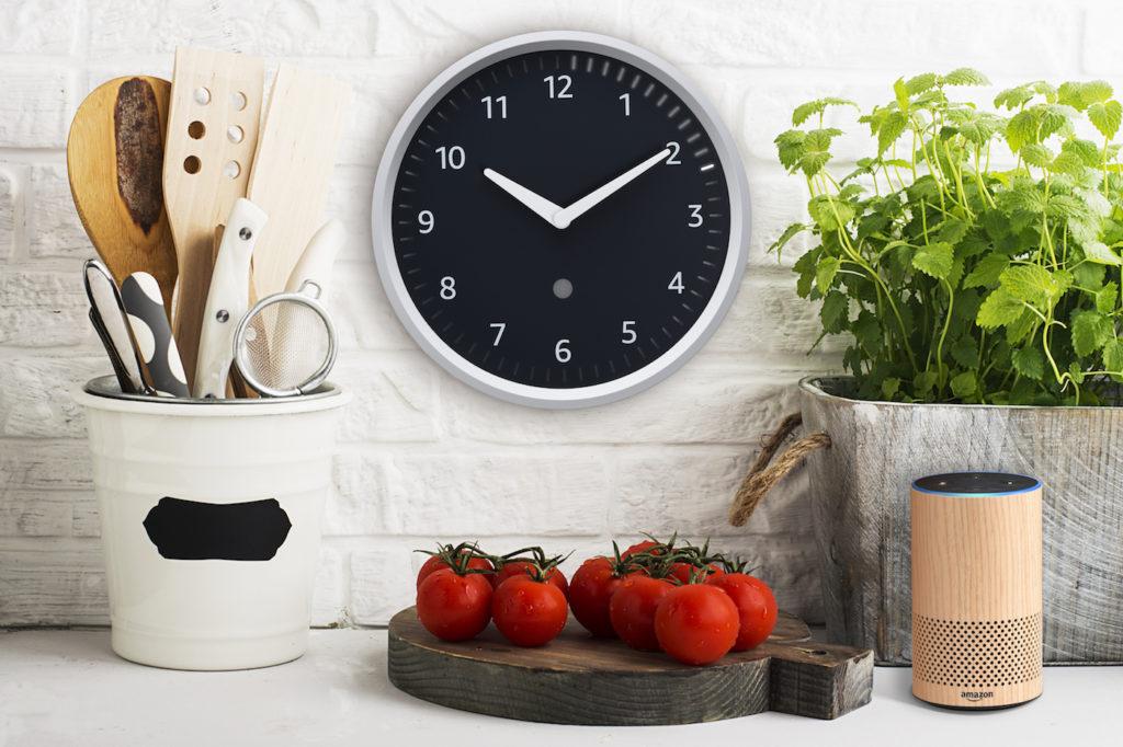 Amazon Horloge Echo 1024x682