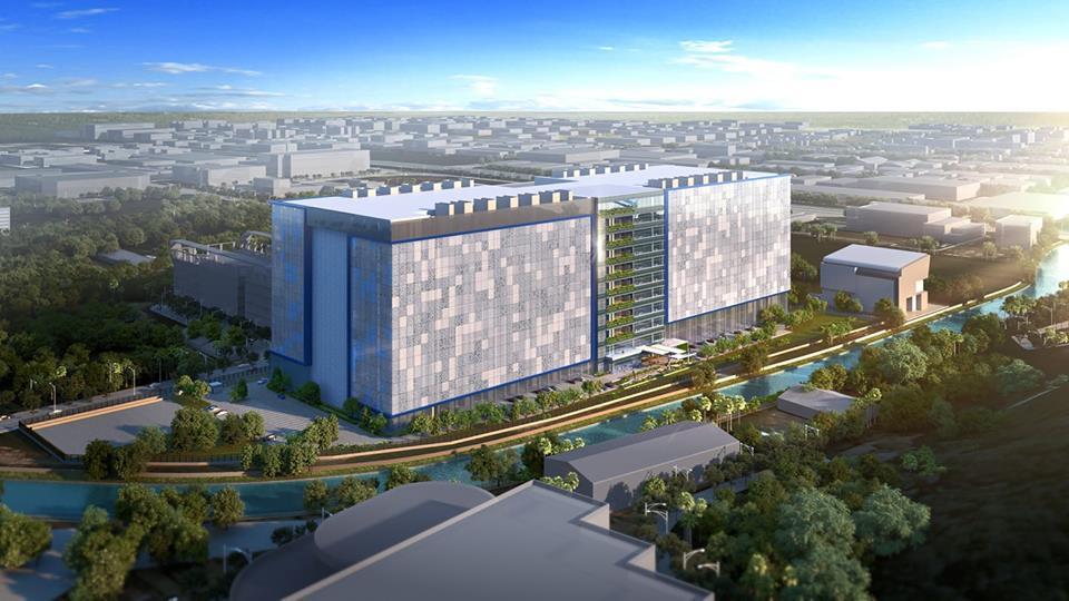 Data Center Facebook Singapour