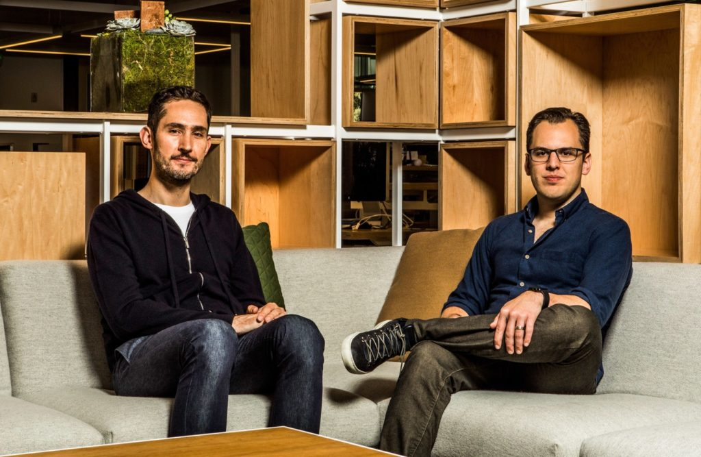 Kevin Systrom Et Mike Krieger 1024x667