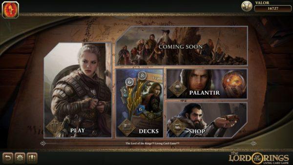 LOTR Card Game 600x338