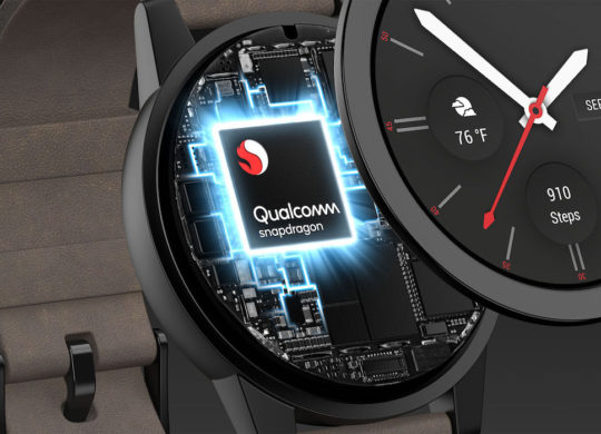 Montre Connectee Processeur Snapdragon Wear