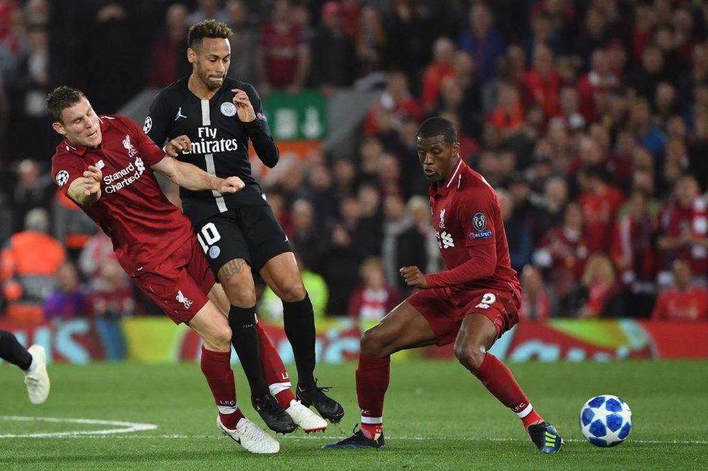 PSG Liverpool Football 1024x682